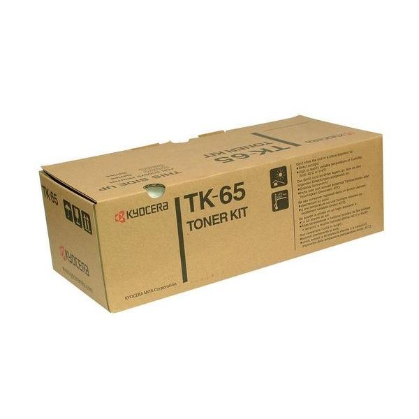 Заправка картриджа Kyocera TK-65 (370QD0KX) в Москве