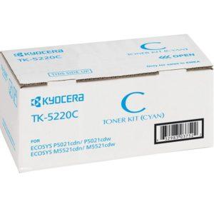 Заправка картриджа Kyocera TK-5220C (1T02R9CNL1) в Москве
