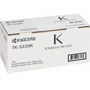 Заправка картриджа Kyocera TK-5220K (1T02R90NL1) в Москве