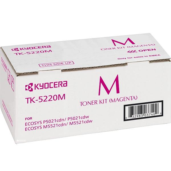 Заправка картриджа Kyocera TK-5220M (1T02R9BNL1) в Москве