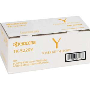 Заправка картриджа Kyocera TK-5220Y (1T02R9ANL1) в Москве