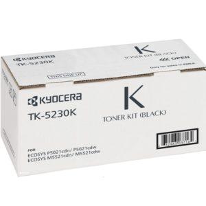 Заправка картриджа Kyocera TK-5230K (1T02R90NL0) в Москве