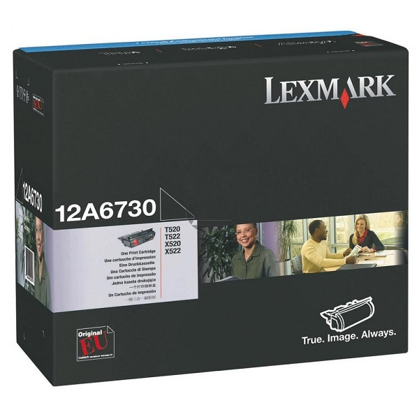 Заправка картриджа Lexmark 12A6730 в Москве