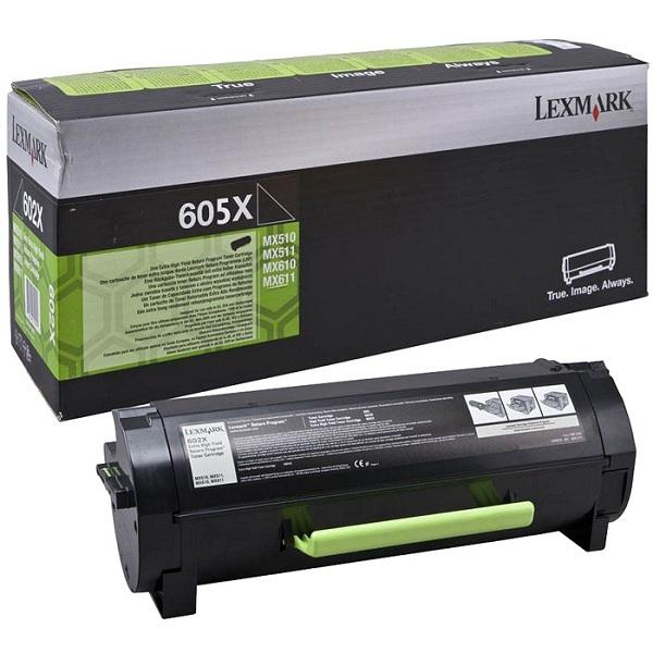 Заправка картриджа Lexmark 605X (60F5X00) в Москве