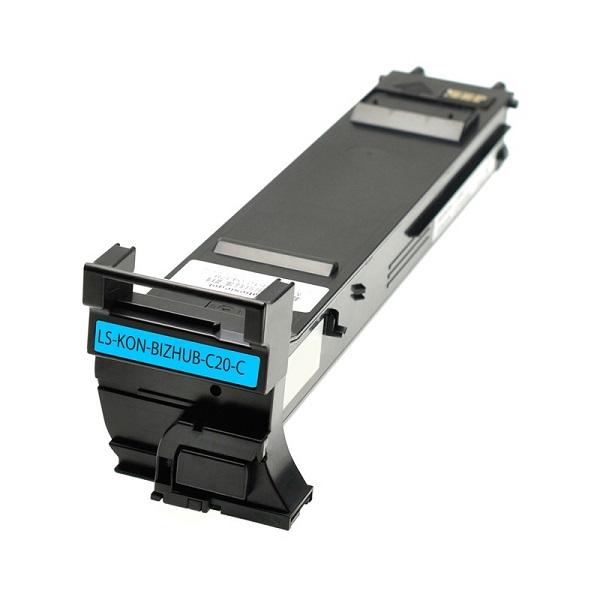 Заправка картриджа Konica Minolta TN318C (A0DK453)