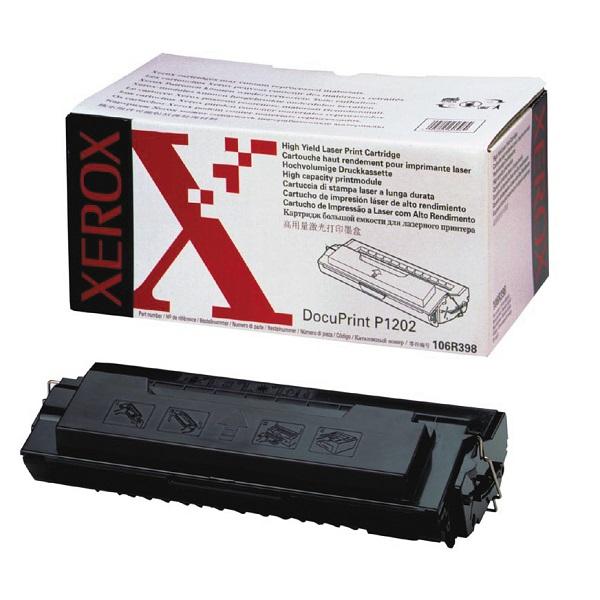 Заправка картриджа Xerox 106R00398
