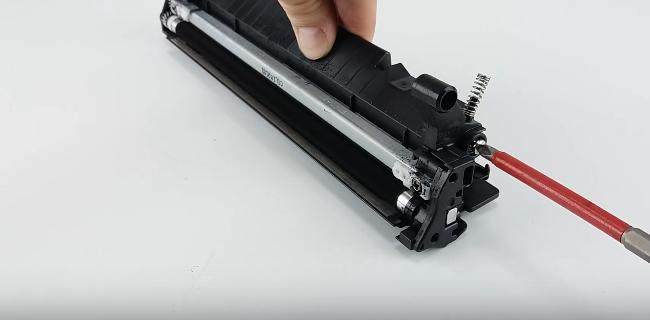 инструкция по заправке HP 85A (CE285A) 10