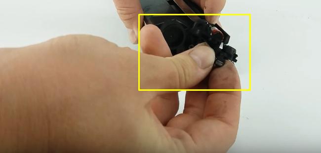 Инструкция по заправке Samsung MLT—D111S 13