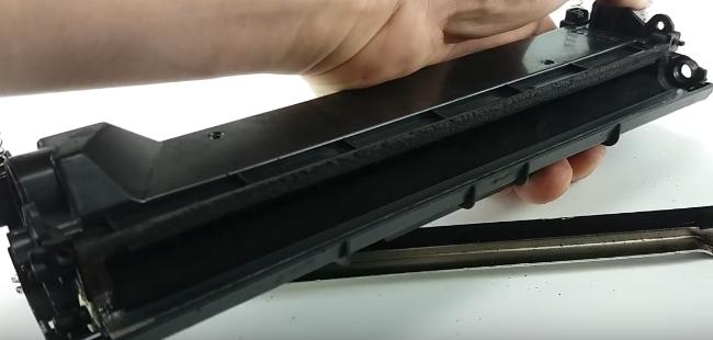 Инструкция по заправке Samsung MLT—D111S 17