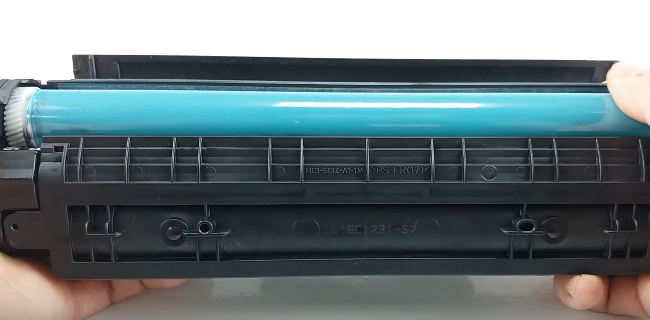 инструкция по заправке HP 85A (CE285A) 21