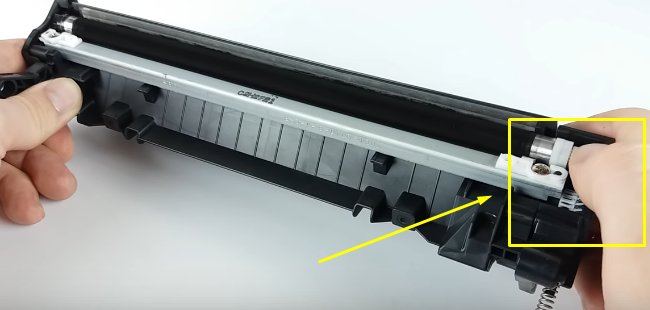 инструкция по заправке Canon 725 22