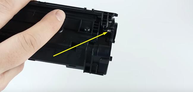 инструкция по заправке Canon 725 24
