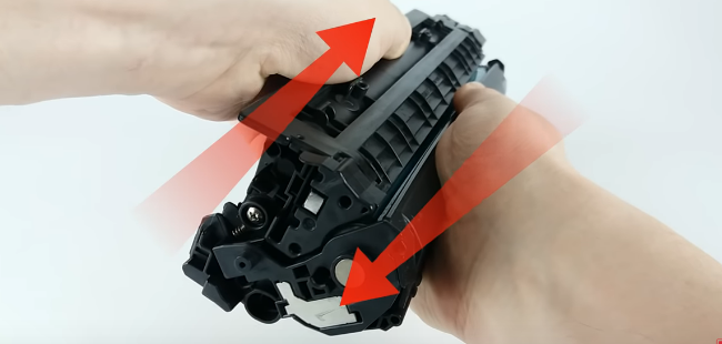 инструкция по заправке Canon 725 3