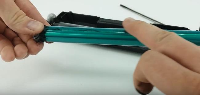 Инструкция по заправке Samsung MLT—D111S 5