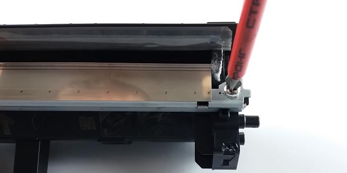 инструкция для заправке HP 18A (CF218A) 12