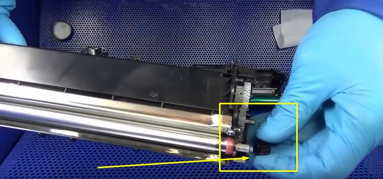 Инструкция по заправке Samsung MLT-D101S 12