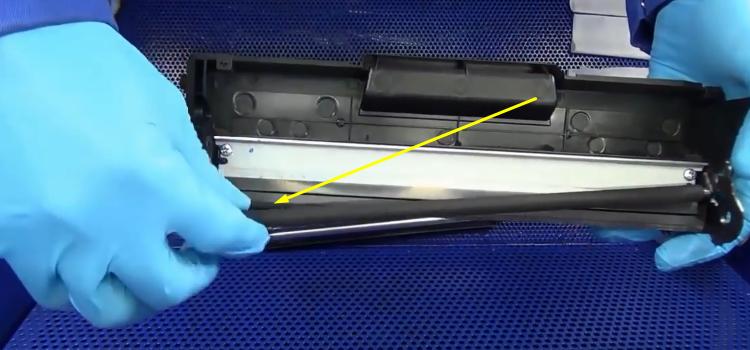 Инструкция по заправке Samsung MLT-D101S 5