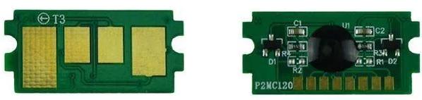 замена чипа