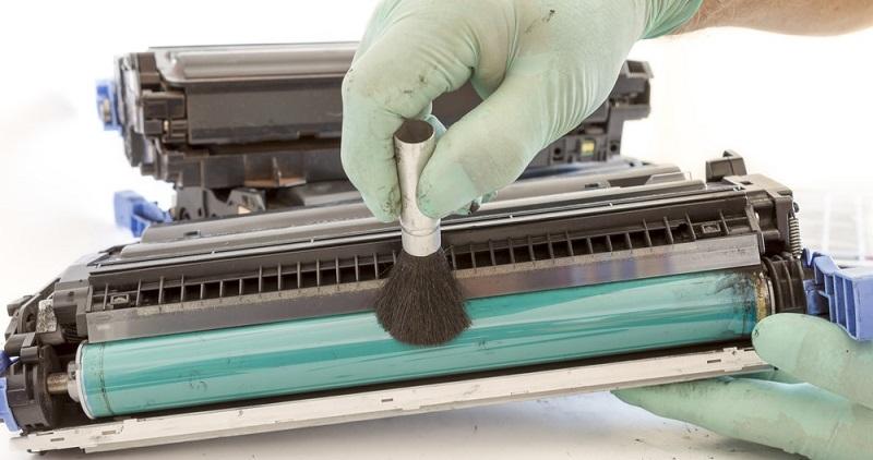 ремонт лазерных картриджей