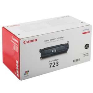 Заправка картриджа Canon 723Bk (2644B002) в Москве