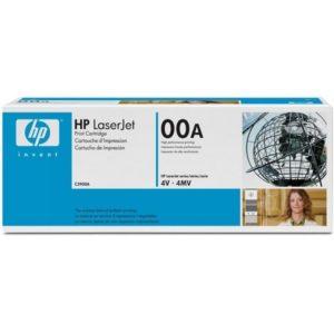 Заправка картриджа HP 00A (C3900A) в Москве